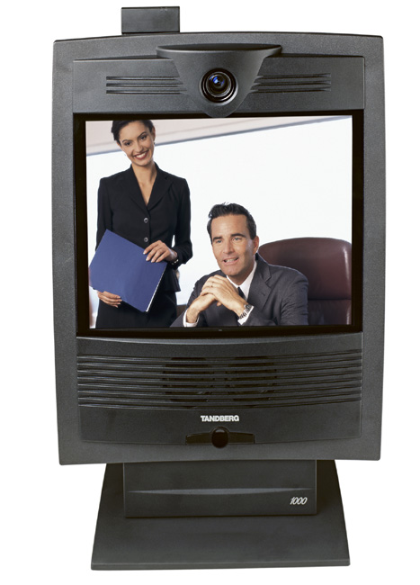Tandberg 1000 Video Conferencing Equipment Review Tko